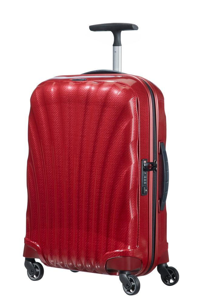 Чемодан для ручной клади Samsonite, красный