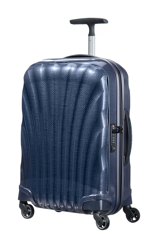 Чемодан для ручной клади Samsonite, темно-синий